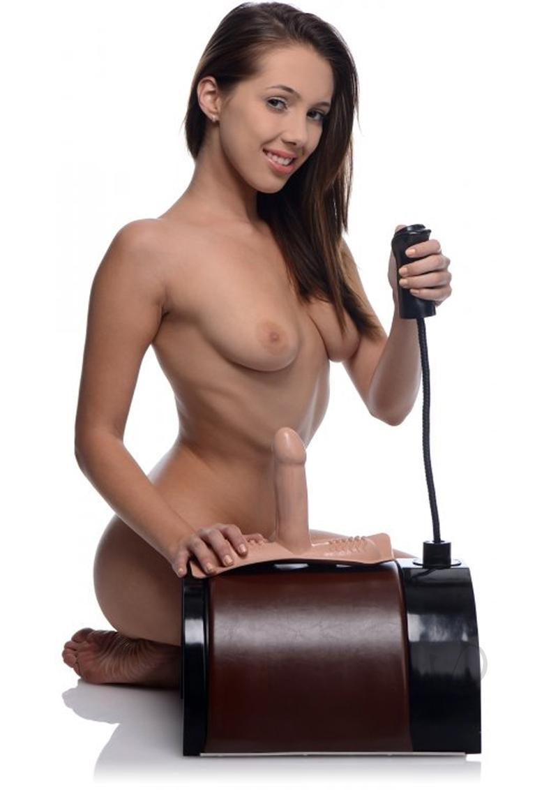 LB SADDLE DELUXE SEX MACHINE - Sybian