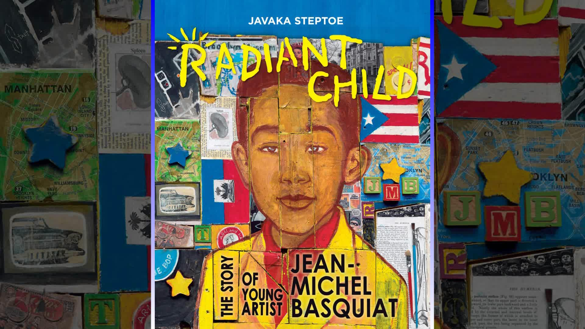 Radiant Child: The Story of Young Artist Jean-Michel Basquiat | Audio Children's Book