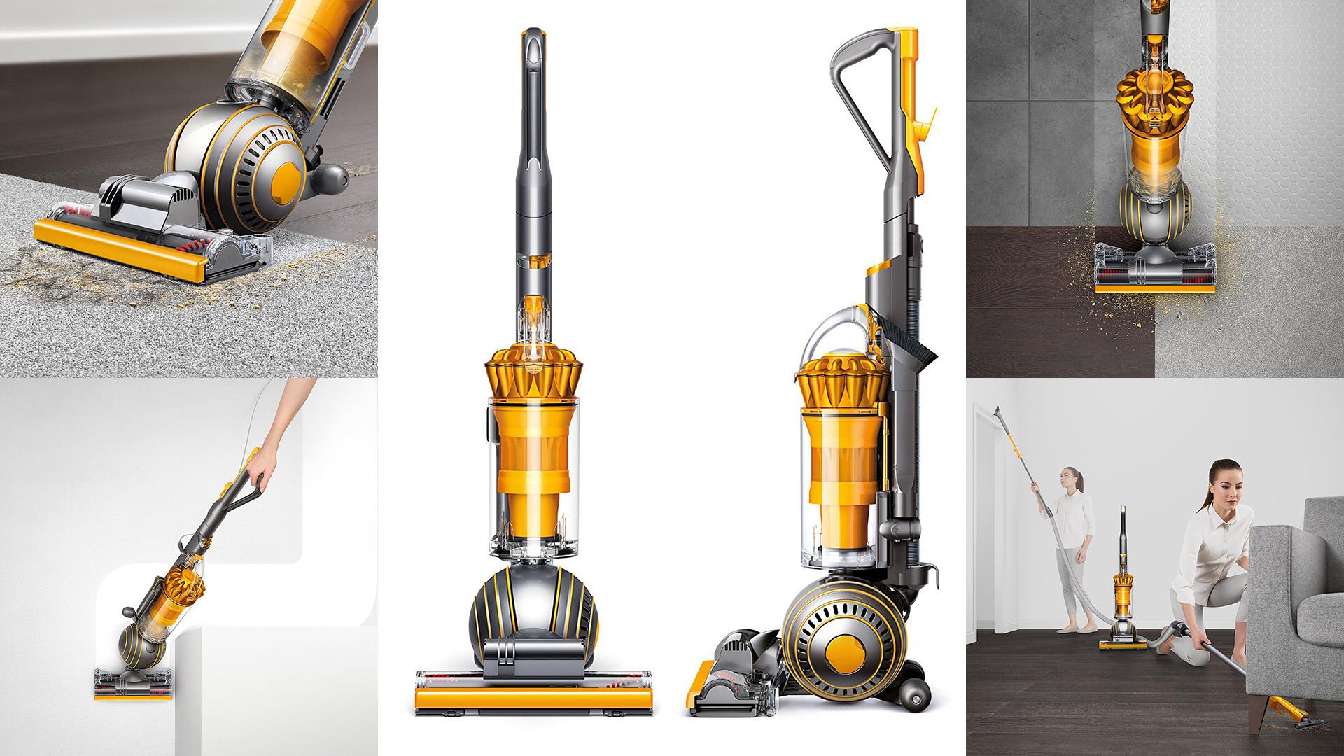 Dyson Ball Multi Floor 2 Upright Vacuum | The #1 Vacuum Cleaner