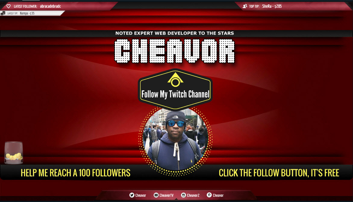Cheavor ME – Noted Expert Web Developer to the